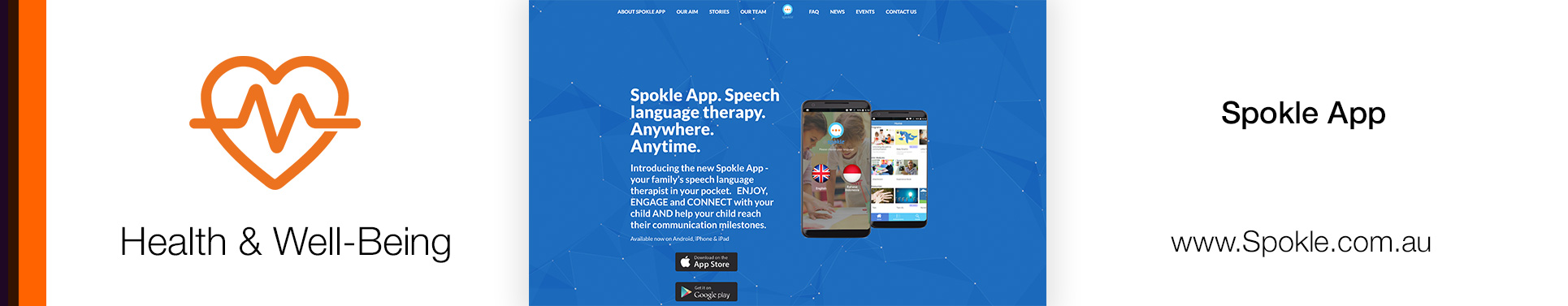 Spokle App will represent Australia at the World Summit Awards Global Competition